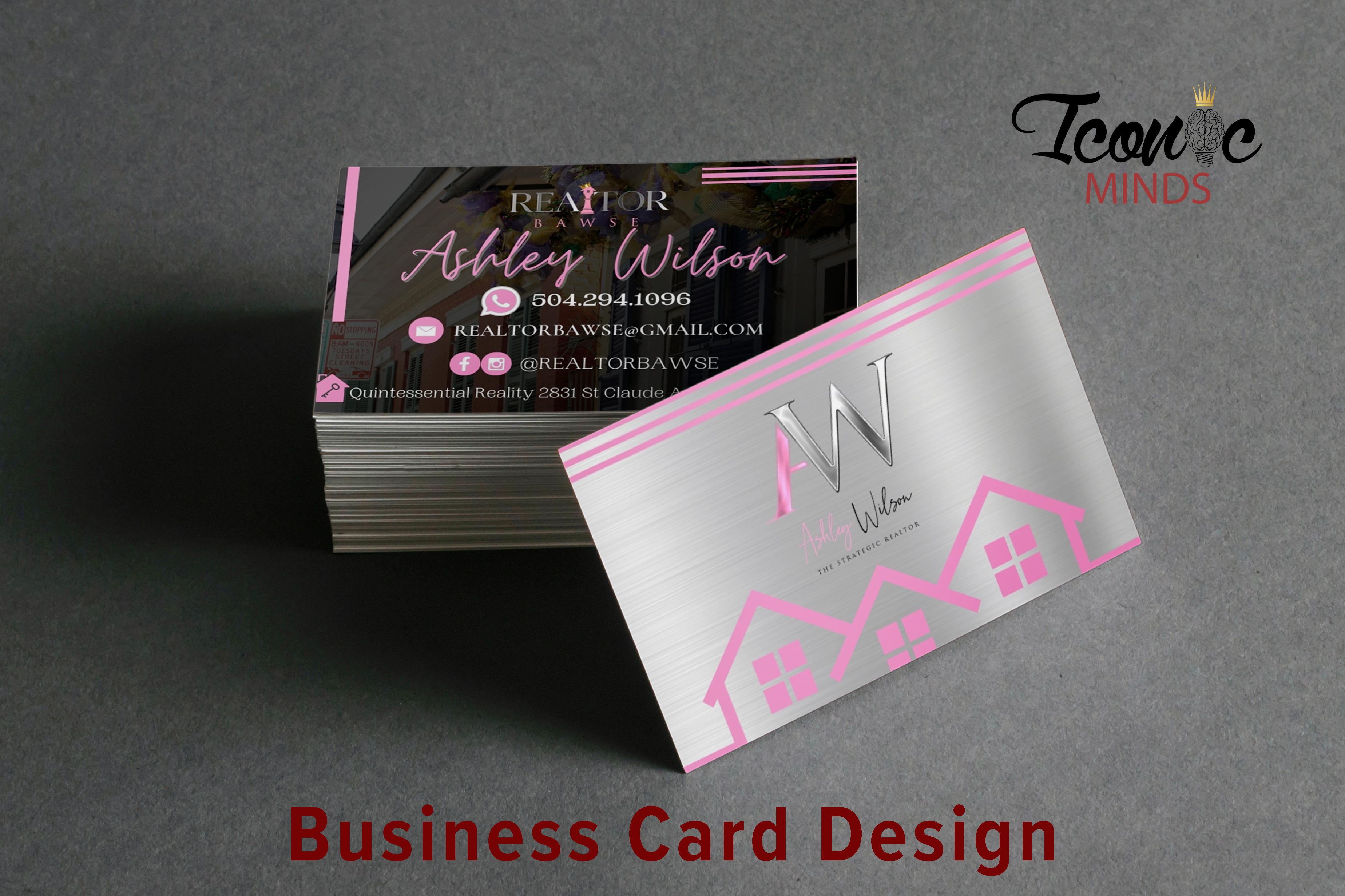 BusinessCard MockupAW