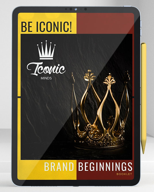 Brand Beginnings Booklet