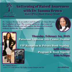Black History Month 2018-Dr. Yamma Brown-01