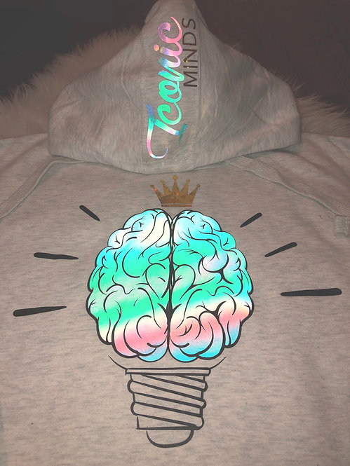 Anarchic Thoughts Hoodie