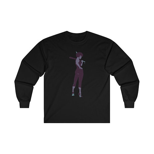 HER - Ultra Cotton Long Sleeve Tee