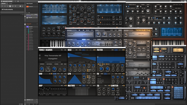 Electra2 torrent | Electra2 Synthesizer VST Plugin by Tone2  2019-04-11