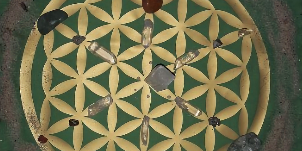 Create Your Own Crystal Grid Workshop
