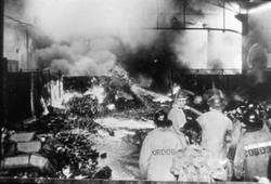 Explosión Anaversa, 1991