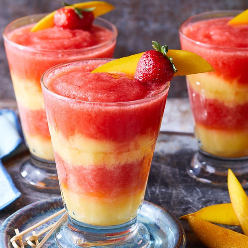 Strawberry-Mango Tropical Punch