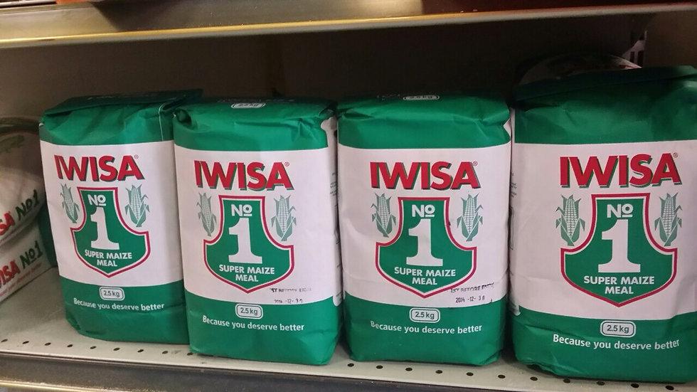 IWISA - Super Maize Meal
