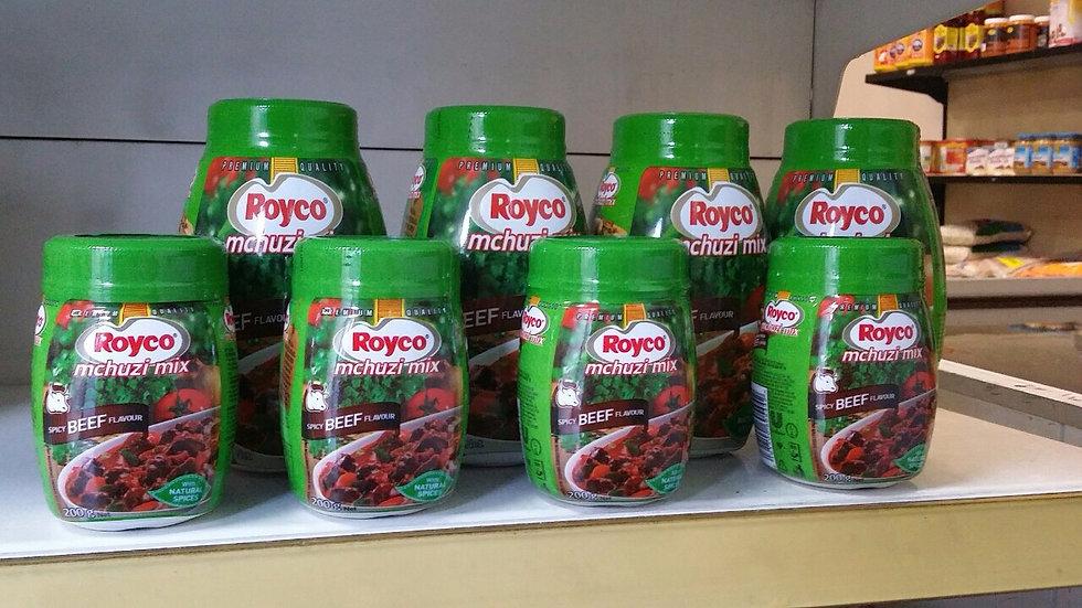 Royco - spicy beef flavor