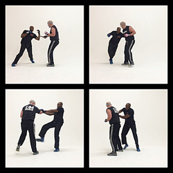 Knife Defense Sequence
