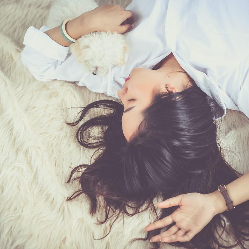 """Atelier """"Mieux dormir pour être en forme"""""""