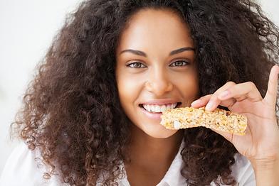 Snack, grignoter malin, nutrition santé