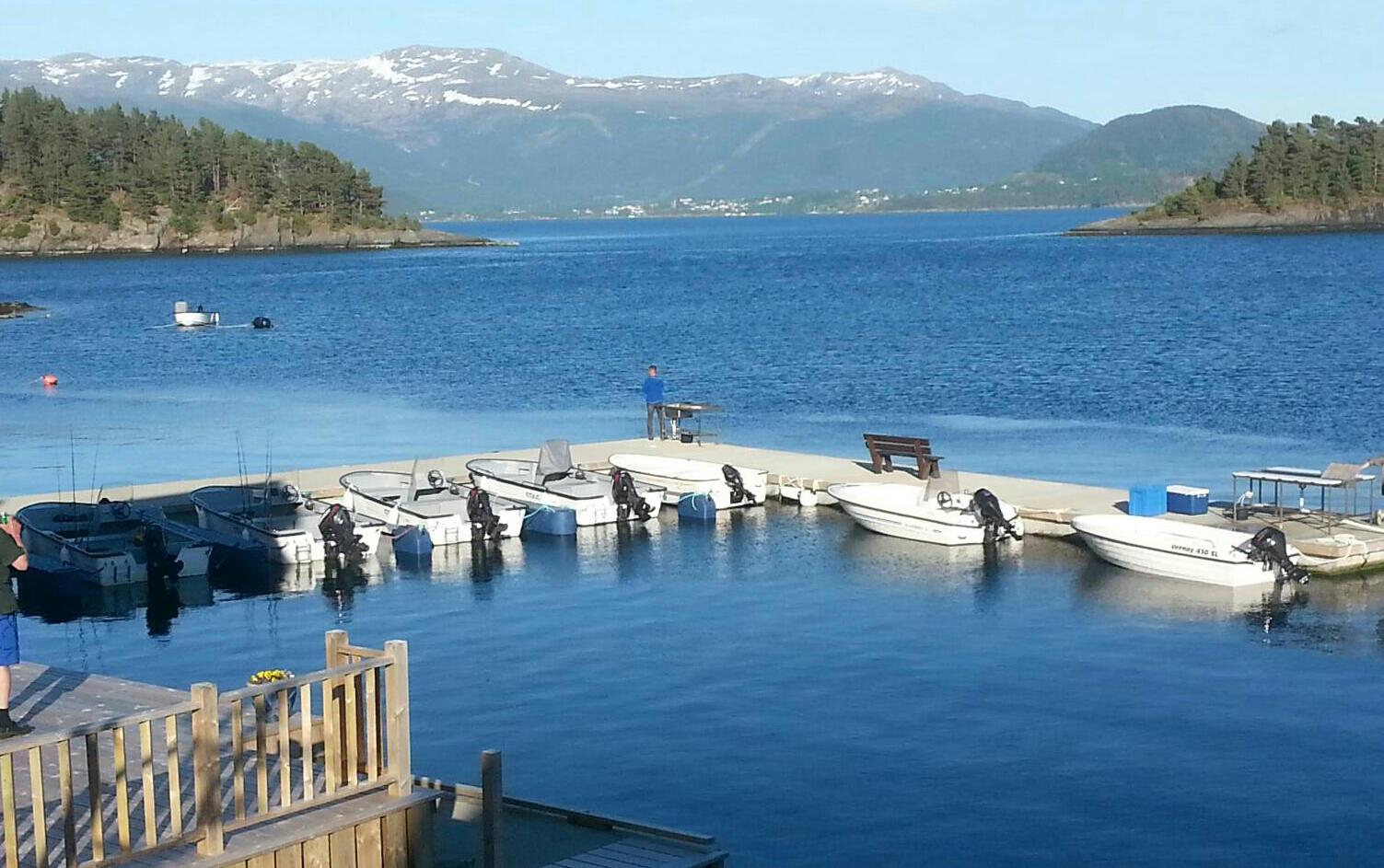 Flytebrygge - floating dock