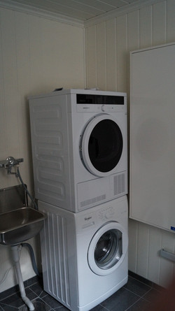 wash and technical room