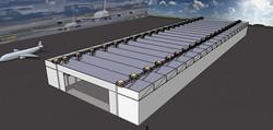 galpão hangar