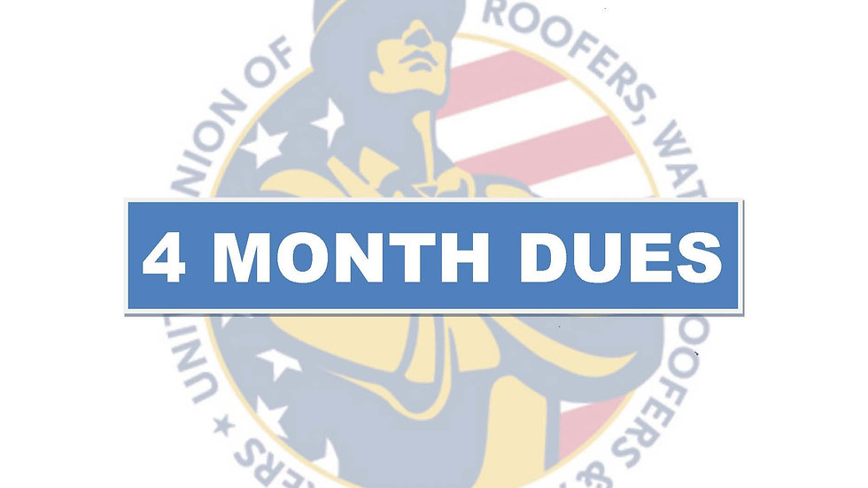 4 months dues