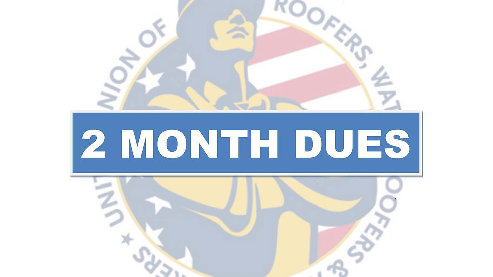 2 months dues