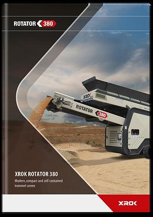 XROK ROTATOR 380 BROCHURE