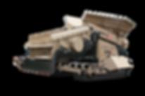 XROK GRANITE 400 PADDING MACHINE