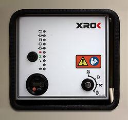 XROK ROTATOR JMG CONTROL PANEL