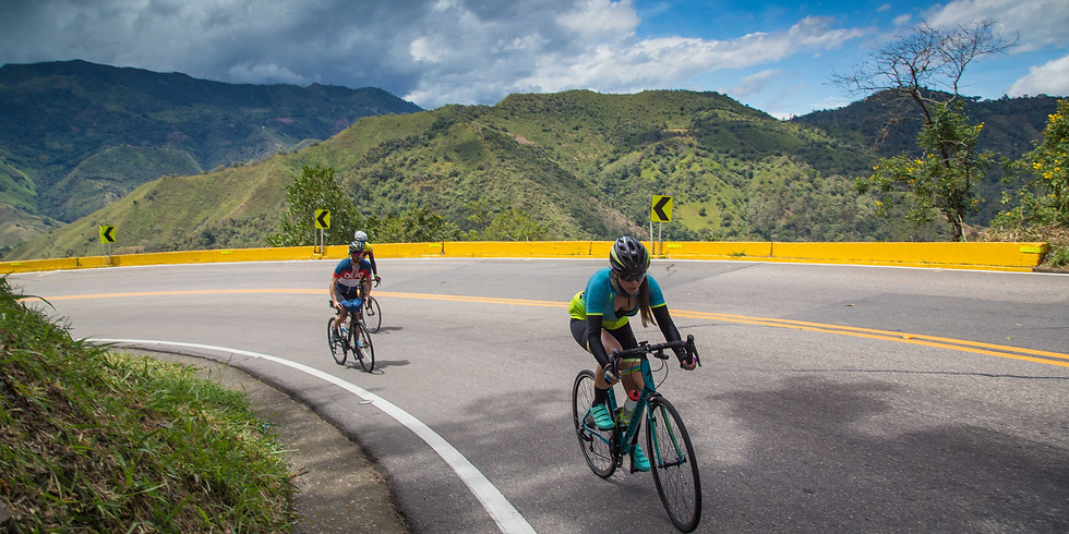 Intermediate - Intermedio   1D   Road - Ruta   Fondo Puente de Boyacá