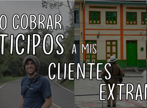 ¿Cómo cobrar anticipos desde Colombia a clientes en el extranjero?