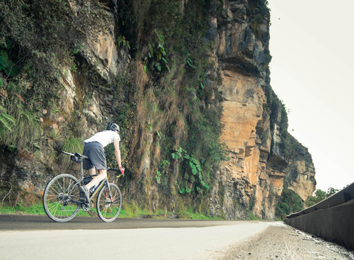Road cycling near Bogota: Our chef's recommendation for a one day ride