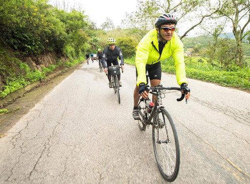 Cycling in Bogota with the locals: Blend in on the way to Patios and La Calera