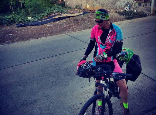 A journey of self discovery: a writer's female-solo cycling trip in Colombia
