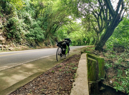 Colombian Entrepreneurs: Bikepacking your own way!