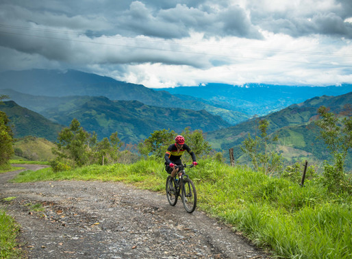 Bikepacking in Colombia: Mountain madness - How we crossed two cordilleras from Bogota to Medellin