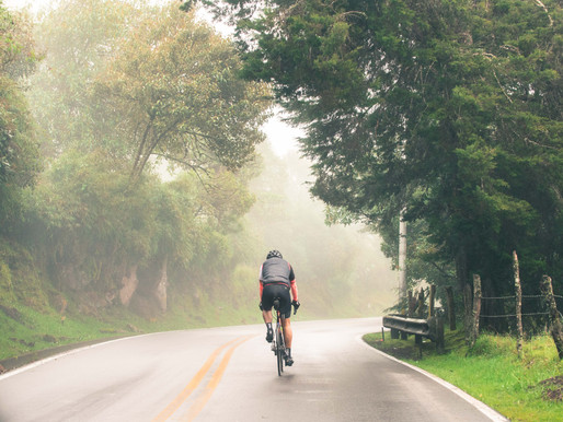 Cycling routes near Bogota: Dance the VALS - Vuelta a la Sabana