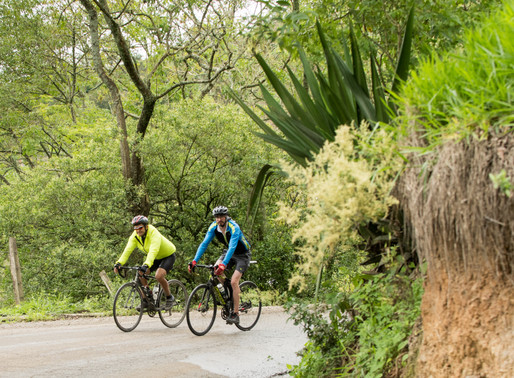 Travel adventures near Bogota: Coffee, fruits and cycling in Choachi