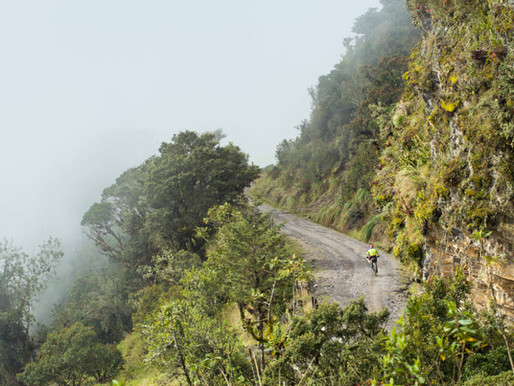 Off the beaten path Colombia: #RetoCoper our MTB hidden gem