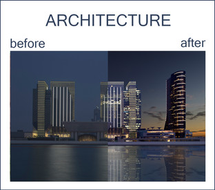 Photo Retouching - Architectural Photography