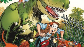 Comic Review: Dinopark