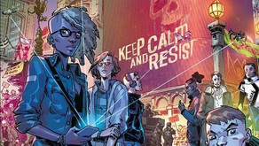 Comic Review: Watch Dogs Legion #1 - Underground Resistance