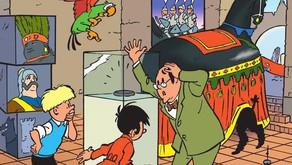 Comic Review: Jommeke #305 - Het Verdwenen Hoefijzer