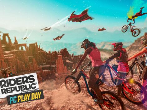 Riders Republic vandaag gratis speelbaar op PC