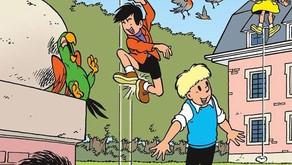 Comic Review: Jommeke #306 - Rubberman