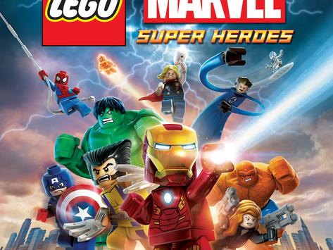 LEGO Marvel Super Heroes verschijnt deze herfst op Nintendo Switch
