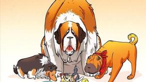 Comic Review: Dolle Hondenavonturen #1