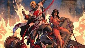 Comic Review: De Rode Ridder #271 - De Kruisvaarder