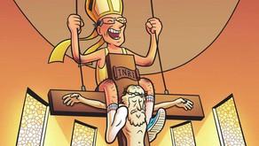 Comic Review: De Buurtpolitie #14 - Des Duivels