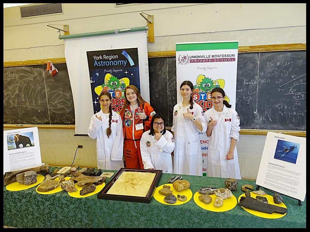 STEM Kids Rock Girls Squad