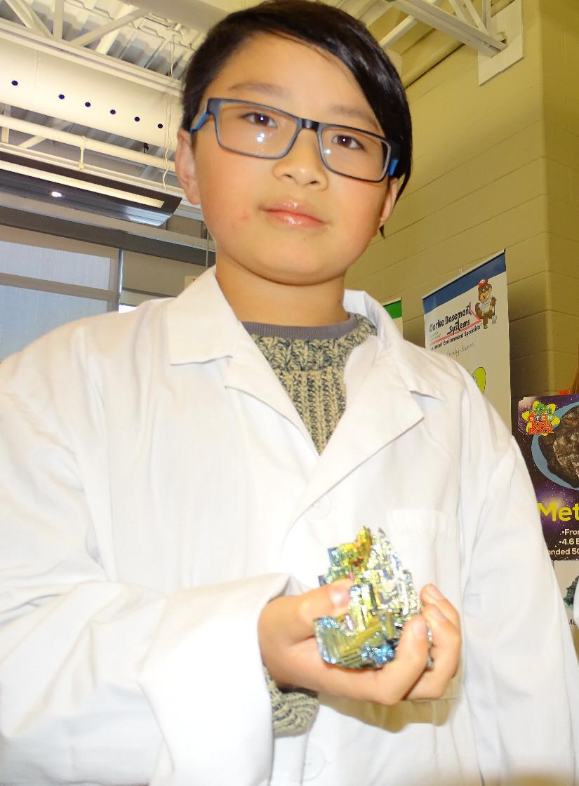 Meet STEM Kids Rock's Daniel Zhao