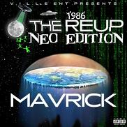 MAVRICK _ 1986 THE REUP NEO EDITION - Album Artwork