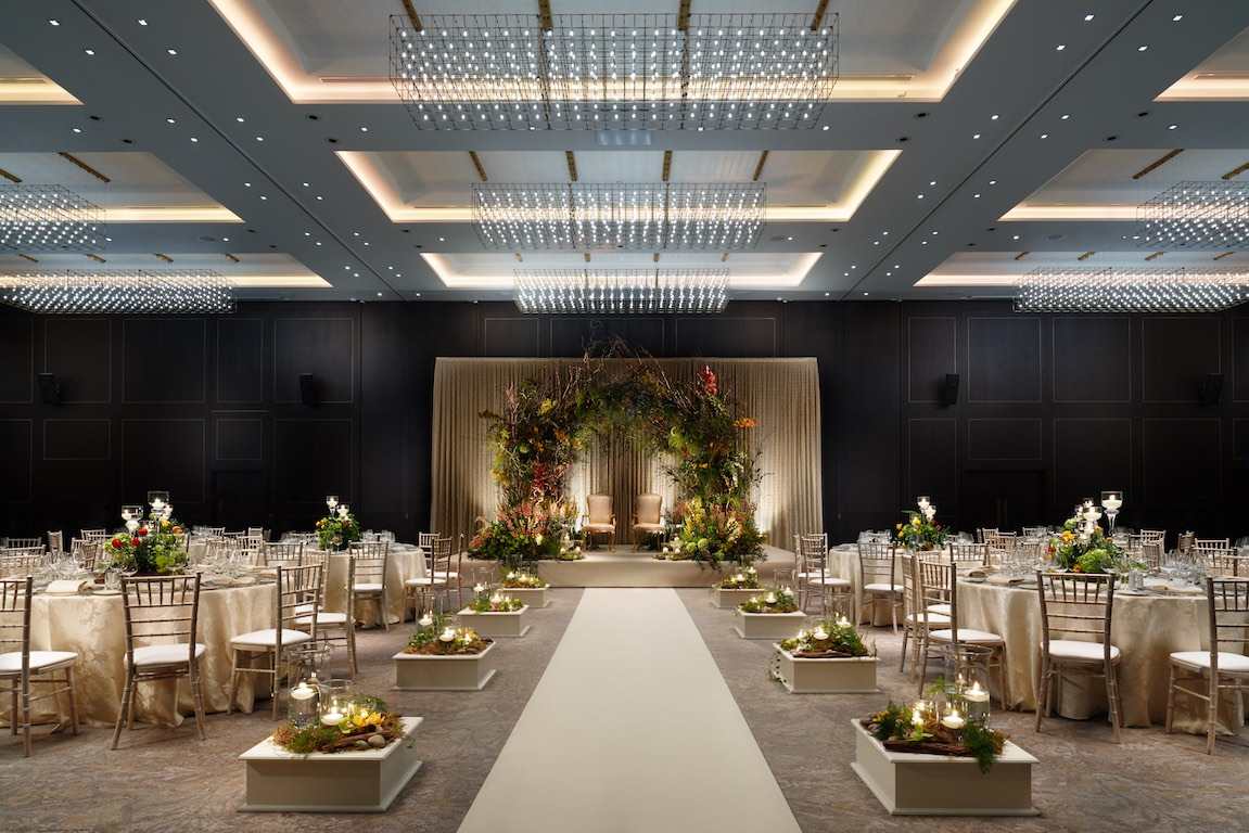 Wedding in The Bankside Ballroom