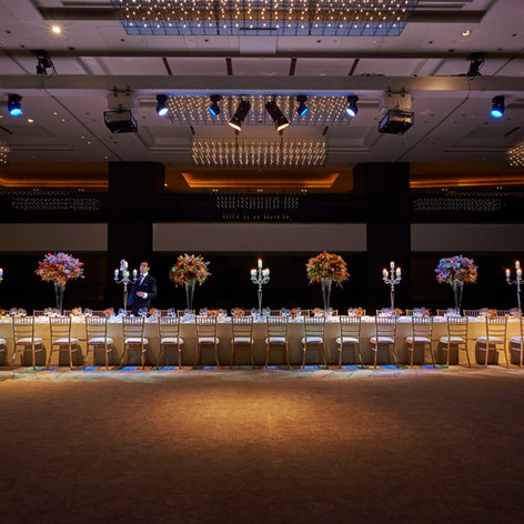 The Bankside Ballroom, Private Dining