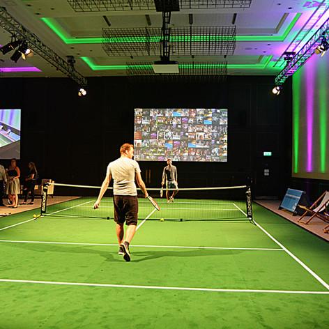 The Bankside Ballroom, Wimbledon Party