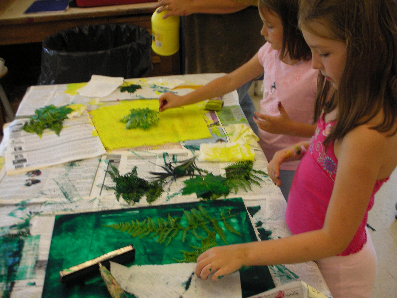 Arts Camp