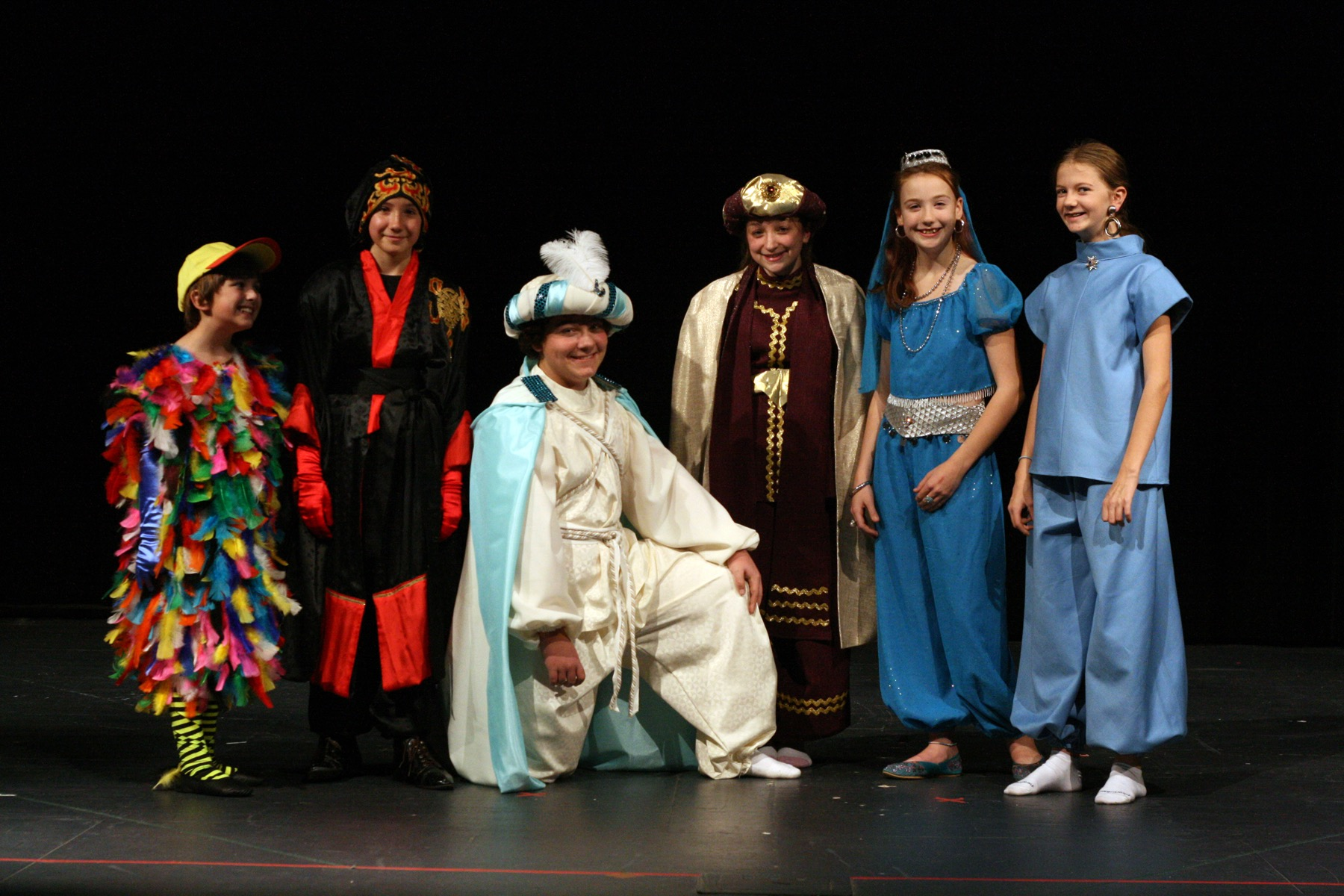 Aladin, 2008